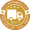 Mover of the Year 2017