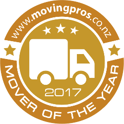 Mover of the Year Award