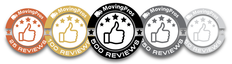 MovingPros Review Awards Image