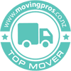 Top Mover Profile Badge