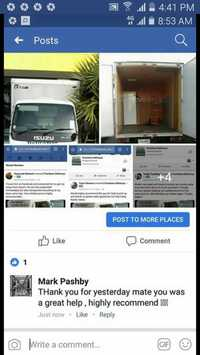 Furniture mover deliverys