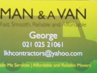 Mover George Tukunga - Man and Van in Auckland Auckland