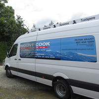 Mover Mount Cook Moving & Storage Ltd in Oamaru Otago
