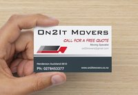 Mover On2It Movers in Auckland Auckland